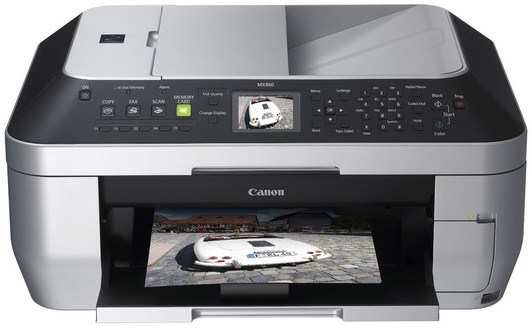 Canon MFc Scanner Driver and Software