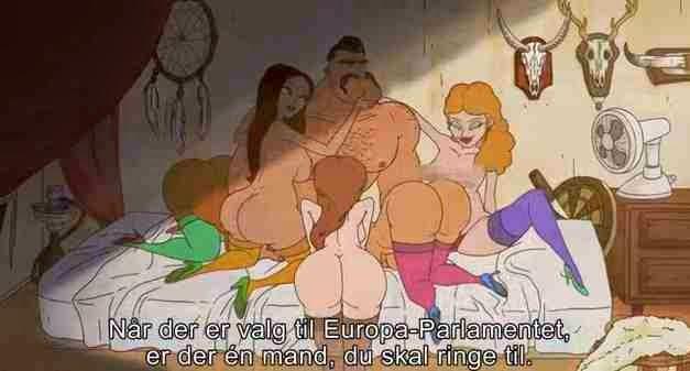 Parlamento dinamarquês apelou ao voto nas europeias com filme à South Park