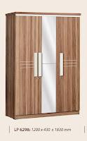 lemari pakaian 3 pintu serenity