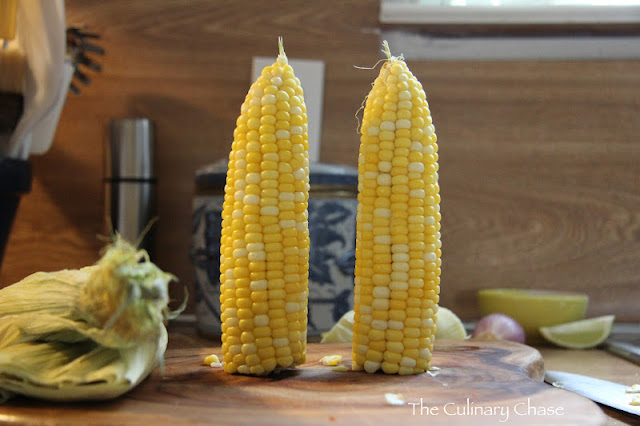 how to cook corn in the oven with husk