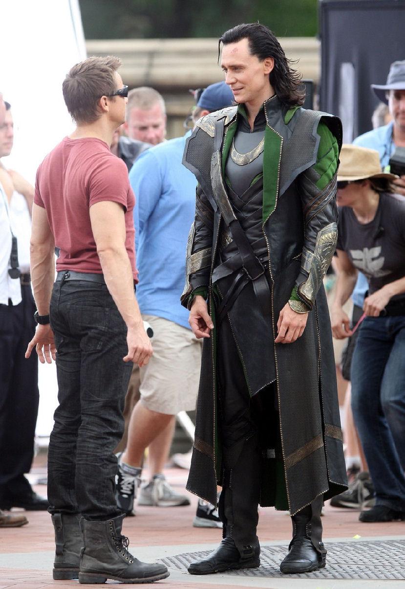 Stalker Game! Loki+&+Hawkeye