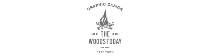 The Woods Today - Graphic Design Studio