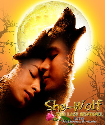 Angel Locsin and Piolo Pascual in Lobo (She Wolf: The Last Sentinel)