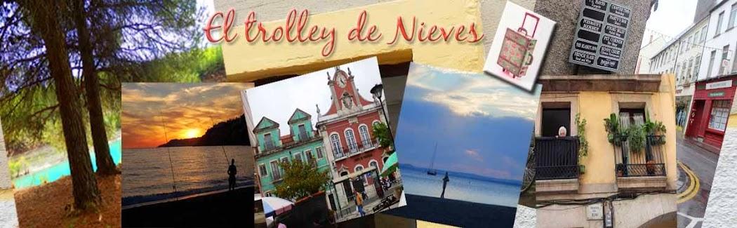 El trolley de Nieves
