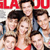 One Direction en la portada de la revista 'Glamour' Agosto 2013