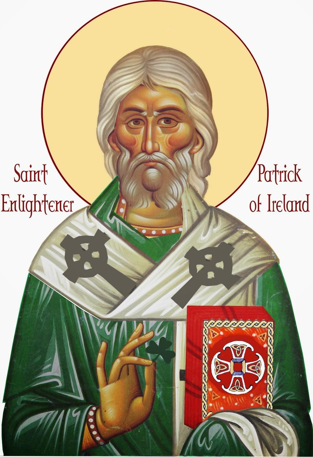 daimonologia saint patrick and the druids of ireland