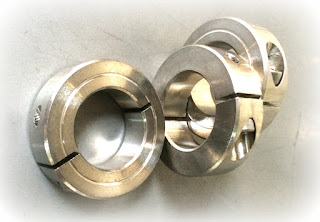 supplier and distributor of special stainless steel custom shaft collar made to print - santa ana, orange county, southern california