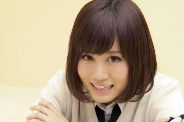 Gambar Atsuko Maeda