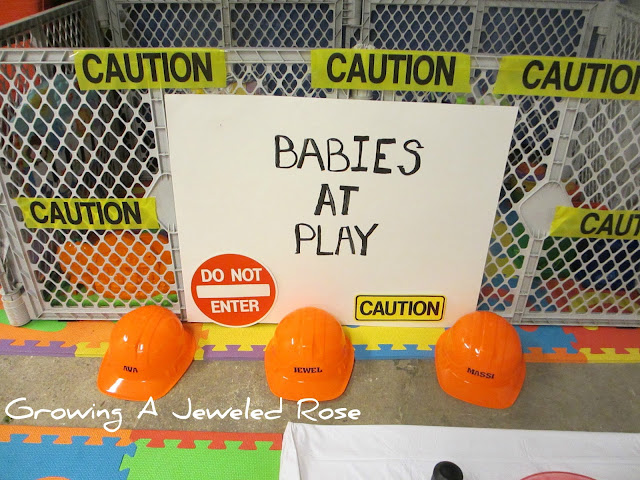 baby sensory play