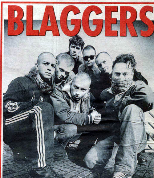 The Blaggers - On Yer Toez