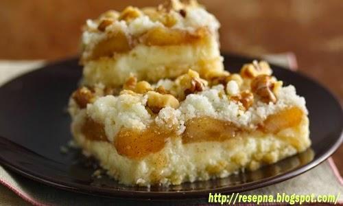 Resep Takjil Ramadhan Pie Apel