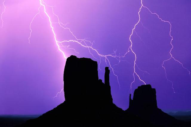 Increíbles Rayos - Amazing Lightning