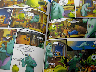 Disney·Pixar Comics Treasury Book