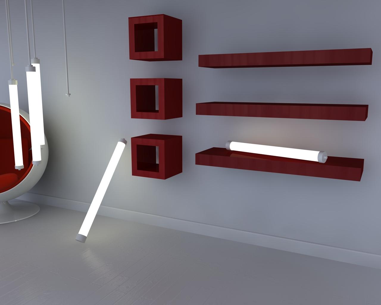 Carpinteria moderna - Repisas de pared modernas ...