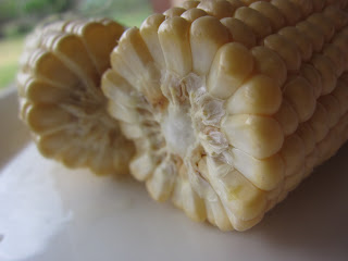 corn on the comb