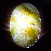 Batu Permata Badar Lumut Jumbo - SP801