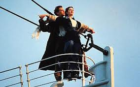 gambar romantis titanic