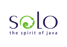 Solo The Spirit of Java Logo Vector download free