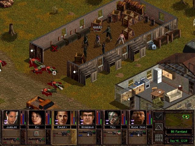 Jagged Alliance 2: Urban Chaos - Drunken Mercs Description