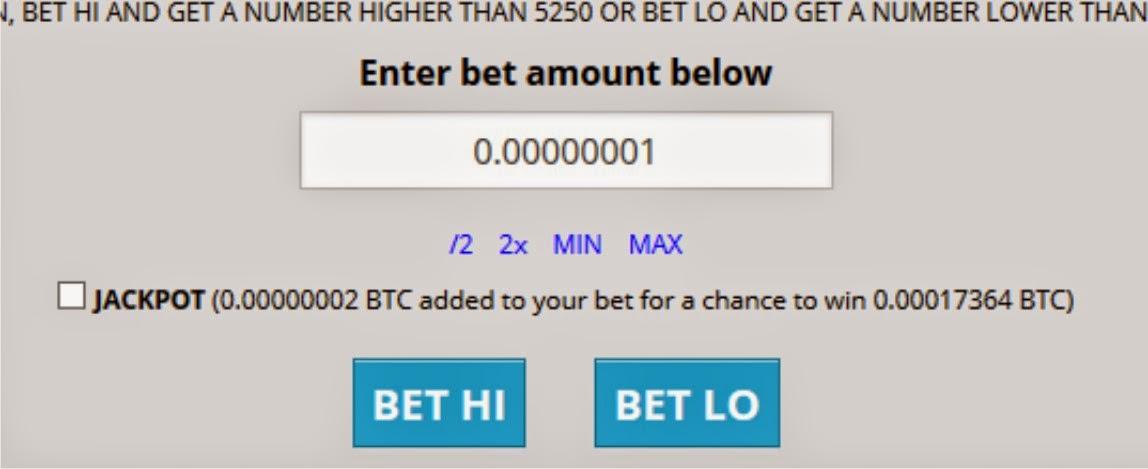 Trik bermain multiply di freebitco.in 90% selalu menang - Bitcoin Dollar