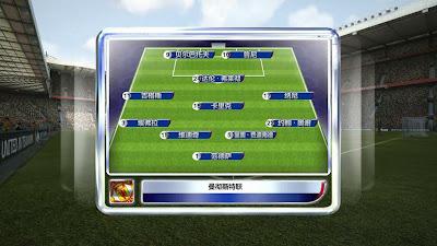 Scoreboard Premier League