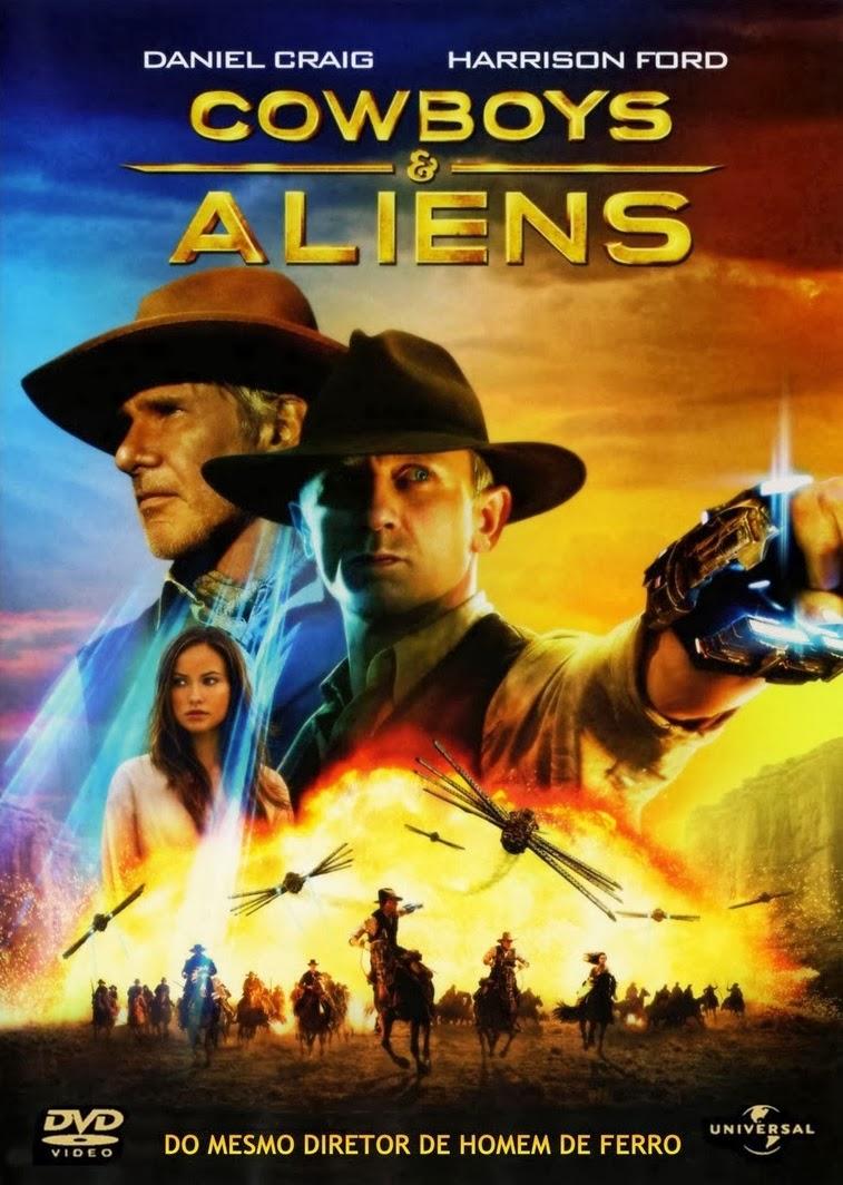 Cowboys e Aliens – Dublado (2011)