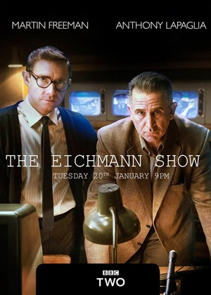 The Eichmann Show 2015 poster