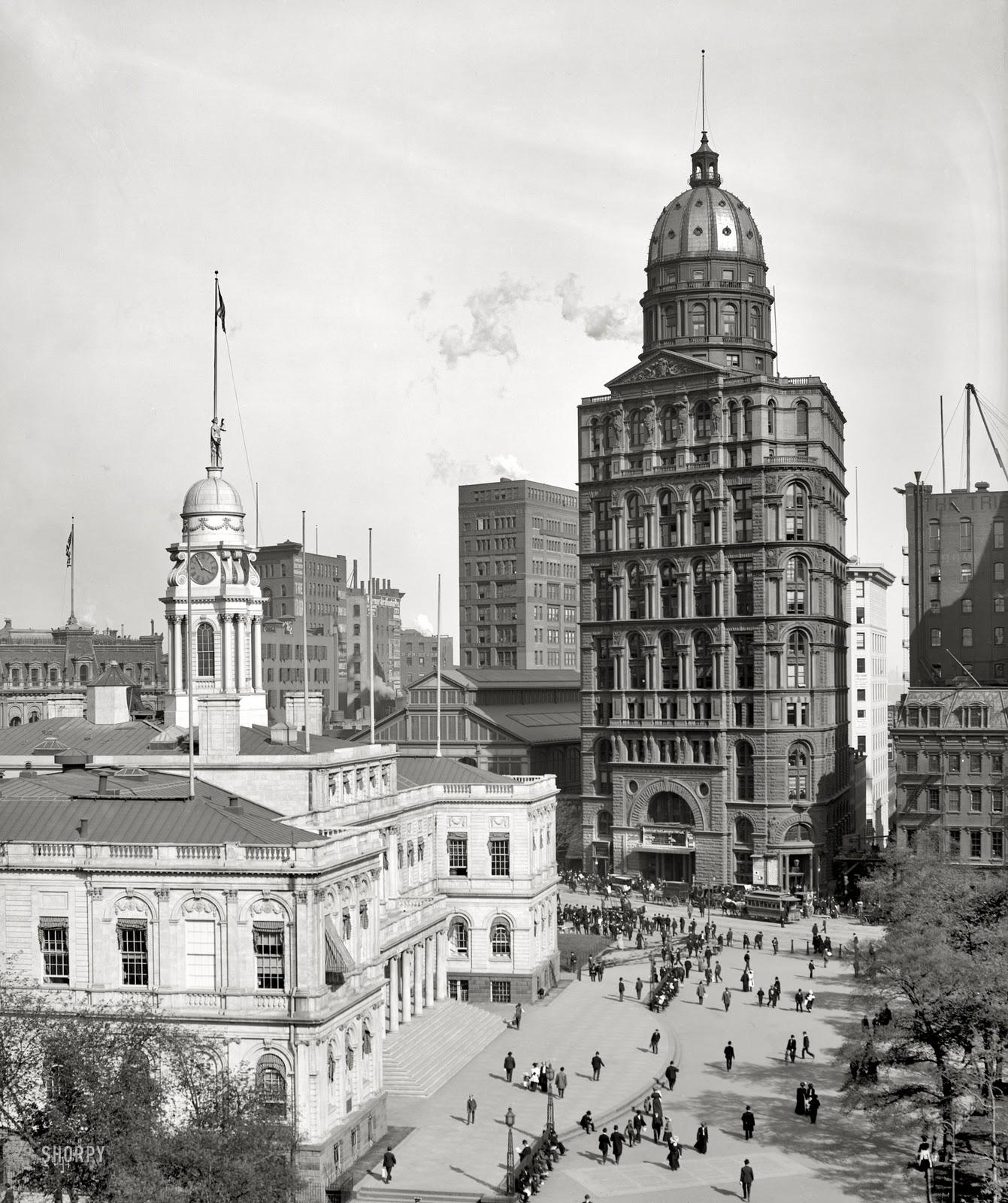 new york history geschichte world building about 1905. Black Bedroom Furniture Sets. Home Design Ideas