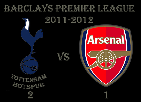 bbc football  results  u0026gt  u0026gt  tottenham  2  vs  1  arsenal  2 october 2011