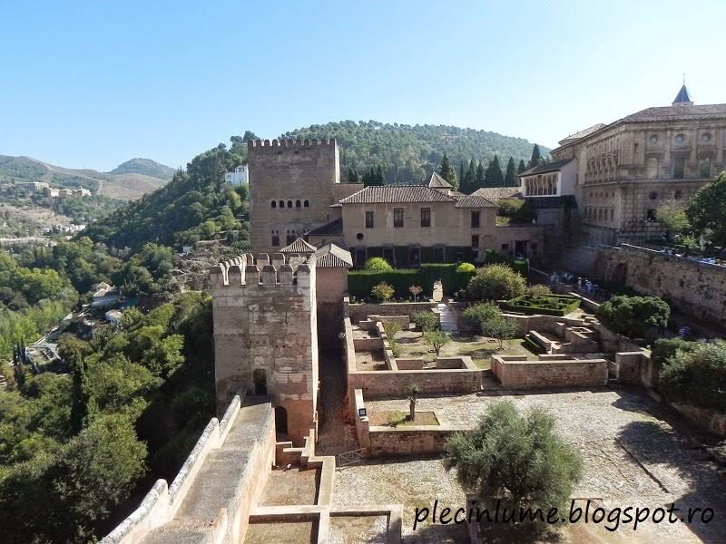 Fortareata Alcazaba