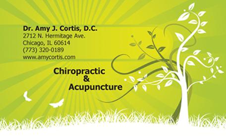 Dr. Amy Cortis, D.C.
