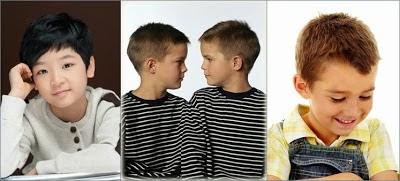 Gaya Rambut Untuk Anak Laki-Laki