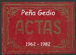 Actas 1962-1982