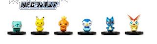 pokemon rumble U figuras