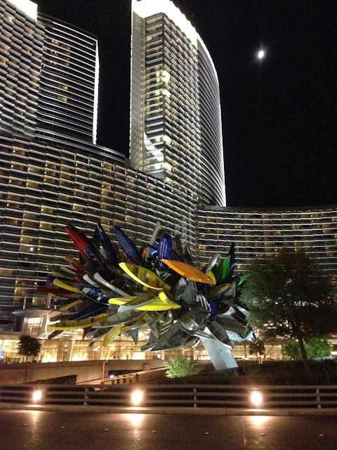 javiers aria resort and casino