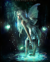 Blue Water Faerie