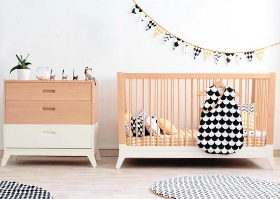 berço infantil, quarto infantil, decoração, decor, cômoda