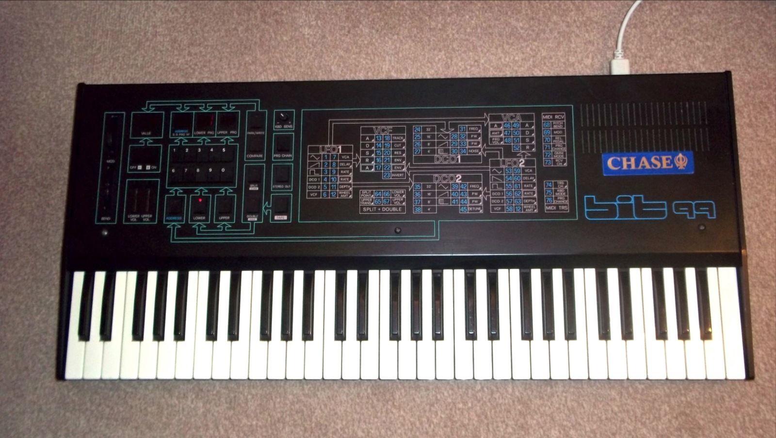 Chase Bit 99 Synthesizer