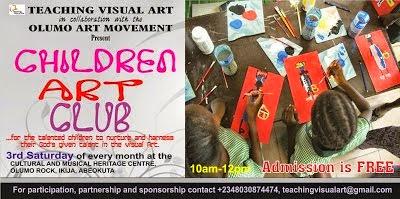 CHILDREN ART CLUB