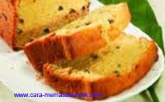 resep praktis dan mudah membuat (memasak) makanan kue khas bolu tape kukus spesial enak, legit, lezat