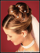 bridesmaid hairstyles half up