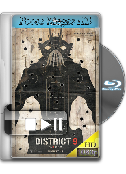 Districto 9 [BrRip 1080p] [Audio Dual] [Latino/Ingles 5.1] [Año 2009]
