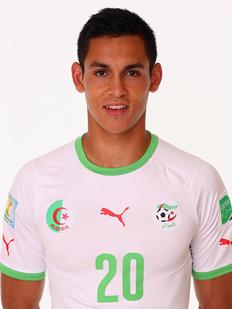 صور وأسماء لاعبي المنتخب الوطني الجزائري المشاركين في كأس العالم البرازيل 2014 10300082_64840783524