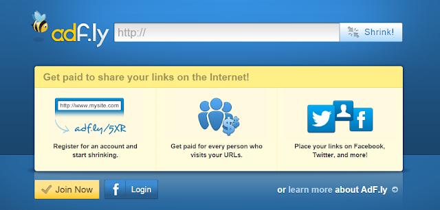 Cara Melewati Link atau Web Adf.ly Dengan Mudah Melalui (Via) Opera Mini Handphone Kita