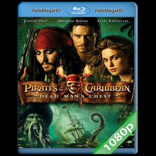 Piratas del Caribe 2: El Cofre del Hombre Muerto (2006) 1080P HD MKV ESPAÑOL LATINO