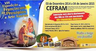 Exposição CEFRAM