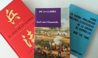 Textos infaltables en un estratega Lenin, Sun Tsu, Clausewitz y Mao, pero .. porqué?