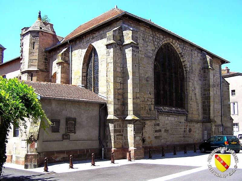 VIC-SUR-SEILLE (57) - Eglise Saint Marien