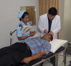 Dr Johannes K Danuwinata M Kes – Akupunktur Medik & Estetik
