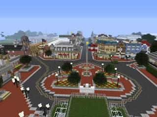 ciudad de disney world